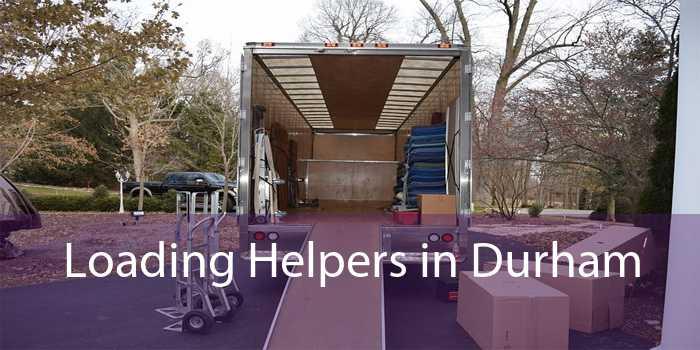 Loading Helpers in Durham