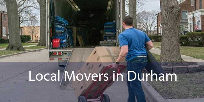 Local Movers in Durham