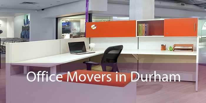 Office Movers in Durham