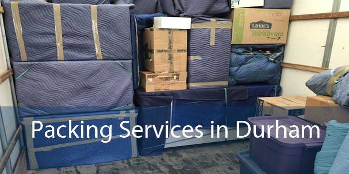 Packing Services in Durham