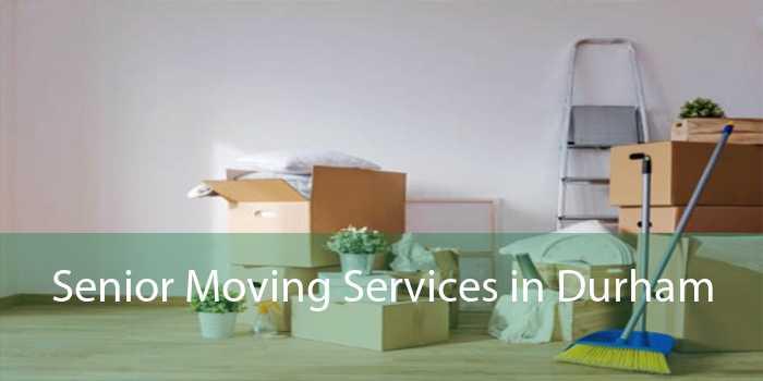 Senior Moving Services in Durham